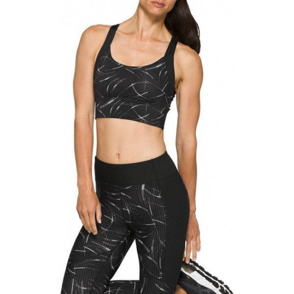 "Спортивный топ для бега Asics Core Train Print Bra ""20"