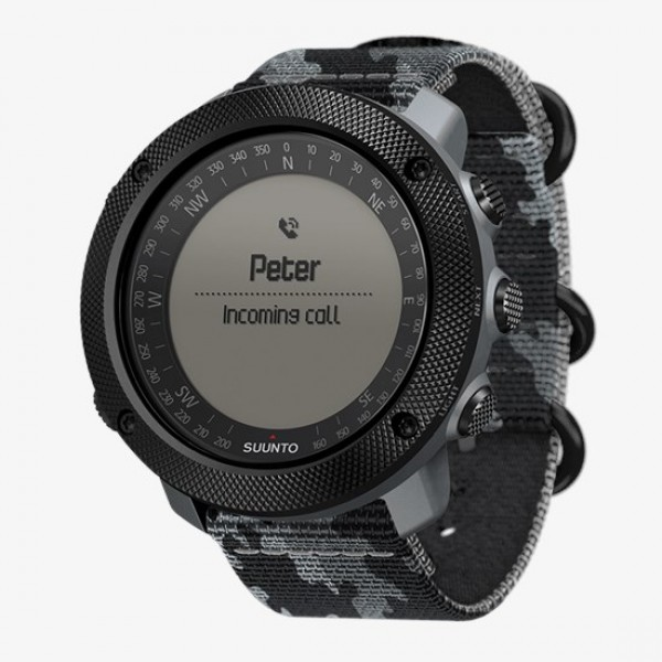 Часы для бега Suunto Traverse Alpha